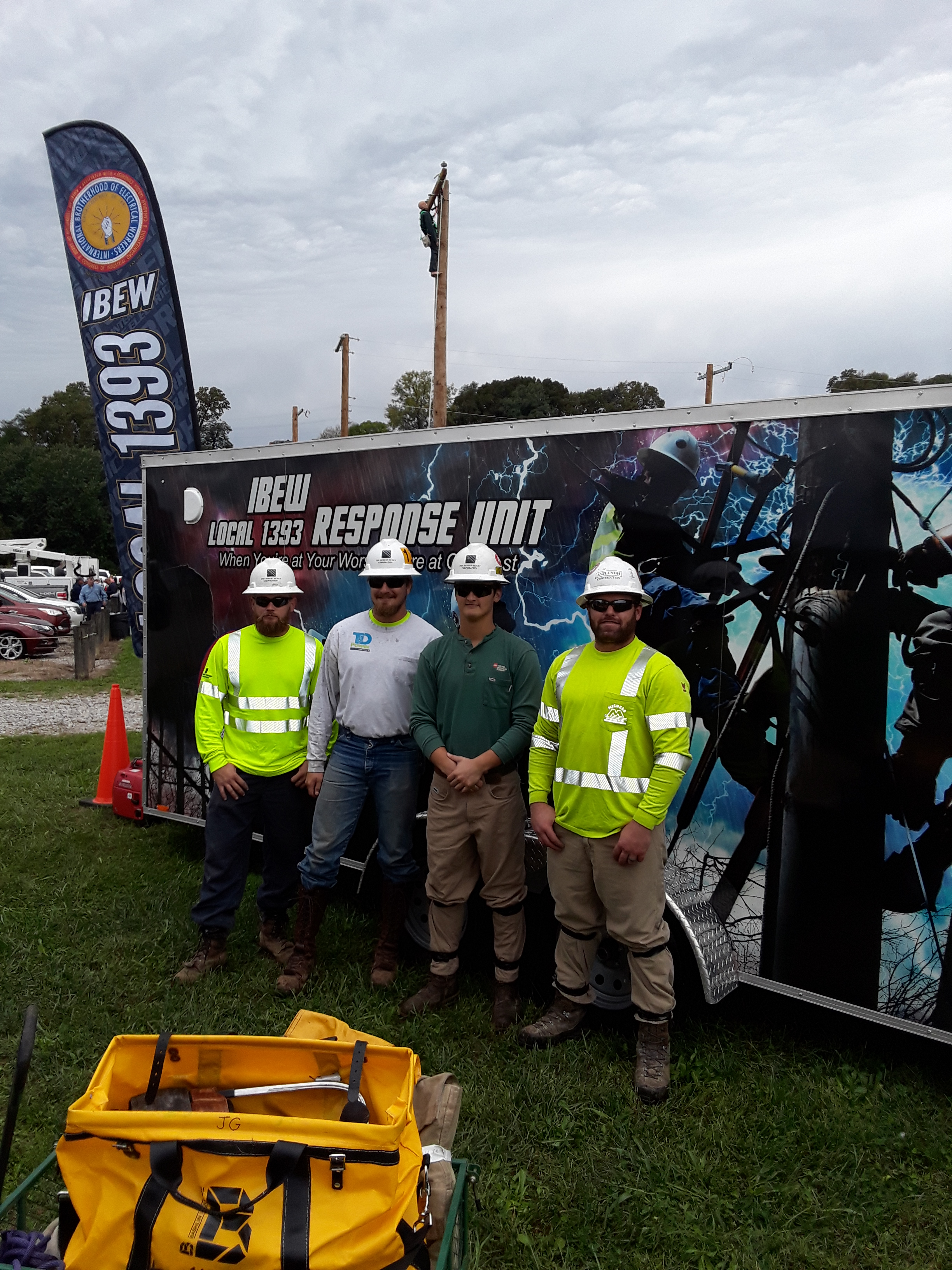 All five apprentices placed in the top 16 with Drew Batty taking first  overall. The team will also be traveling to Overland Park, Kansas to  compete at the ...